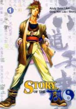 Story of Tao vol 1 GN