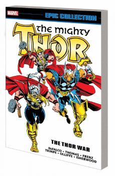THOR EPIC COLLECTION: THOR WAR (TRADE PAPERBACK)