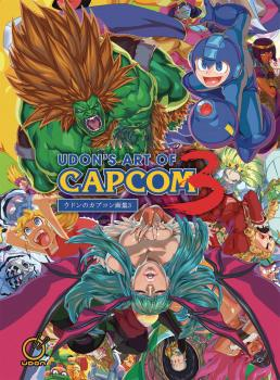 UDON's Art of Capcom Vol. 3 (Hardcover Edition)