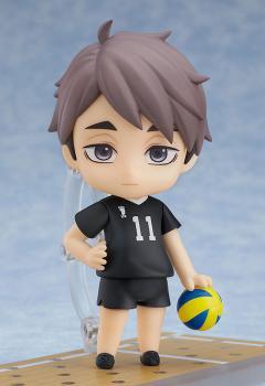 Haikyu!! PVC Figure- Nendoroid Osamu Miya