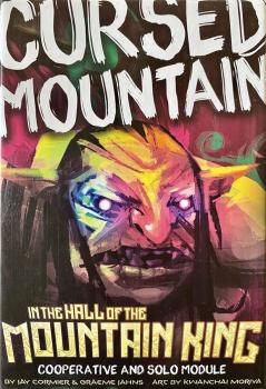 In the Hall of the Mountain King Board Game Expansion Set Cursed Mountain