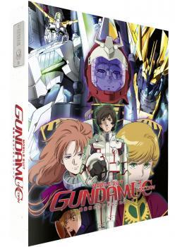 Mobile Suit Gundam Unicorn Collector's Edition Blu-Ray UK
