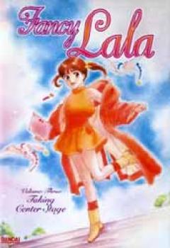 Fancy Lala vol 3 DVD