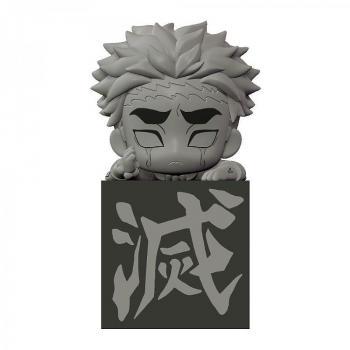 Demon Slayer: Kimetsu No Yaiba Hikkake PVC Figure - Hashira 3 Himejima Gyomei