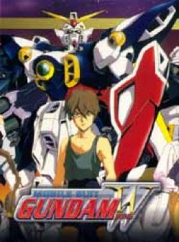 Gundam wing Complete operations DVD box set