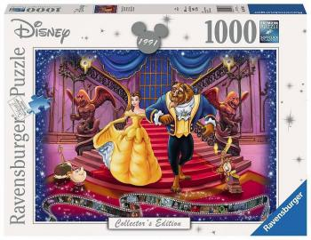 Disney Collector's Edition Jigsaw Puzzle Beauty and the Beast (1000 Pieces)