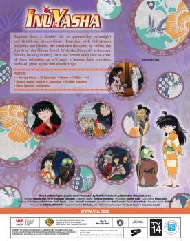 Inu Yasha Set 03 Blu-Ray