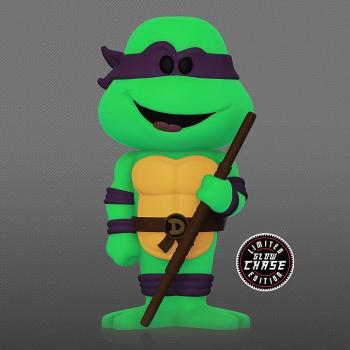 Teenage Mutant Ninja Turtles Donatello Vinyl Soda Figure