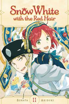 Snow White with the Red Hair vol 11 GN Manga