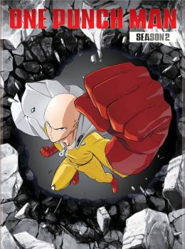 One-Punch Man Season 02 DVD