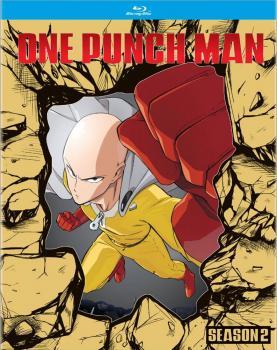 One-Punch Man Season 02 Blu-Ray