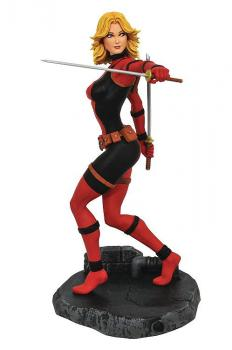 Marvel Gallery PVC Figure - Lady Deadpool Unmasked (SDCC 2020 Exclusive) (READ NOTE)