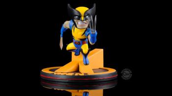 Marvel Q-Fig Diorama - Wolverine (X-Men) Reproduction