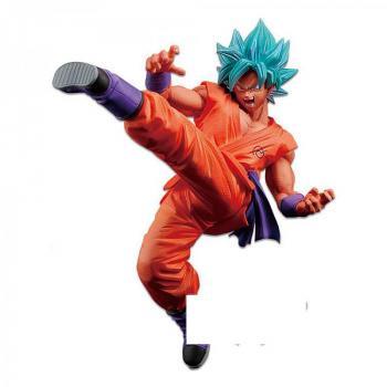 Dragonball Super Son Goku Fes PVC Figure - Super Saiyan God Super Saiyan Son Goku