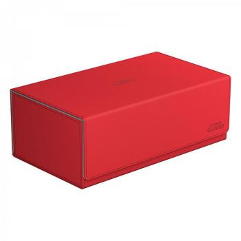 Ultimate Guard Arkhive 800+ Standard Size Xenoskin Red