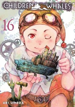 Children of the Whales vol 16 GN Manga