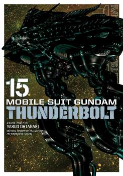 Mobile Suit Gundam Thunderbolt vol 15 GN Manga HC