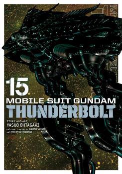 Mobile Suit Gundam Thunderbolt vol 15 GN Manga HC