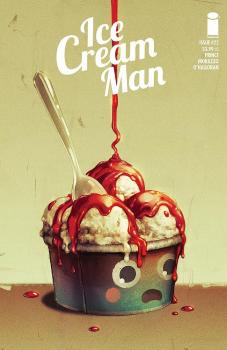 ICE CREAM MAN #22 CVR B CONNELLY (MR)