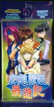Saiyuki Trading collection pack