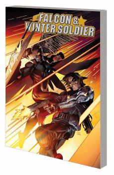 FALCON AND WINTER SOLDIER: CUT OFF ONE HEAD (TRADE PAPERBACK)
