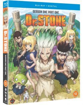 Dr. STONE Season 01 Part 01 Blu-Ray UK