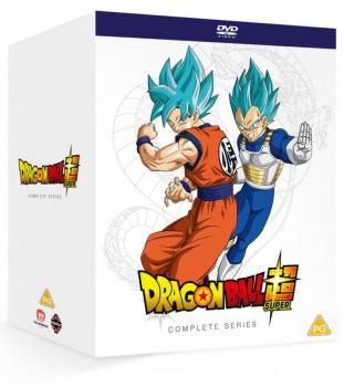 Dragon Ball Super Complete Series DVD UK