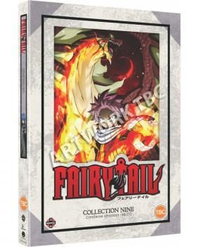 Fairy Tail Collection 09 DVD UK