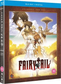 Fairy Tail Zero Blu-Ray UK