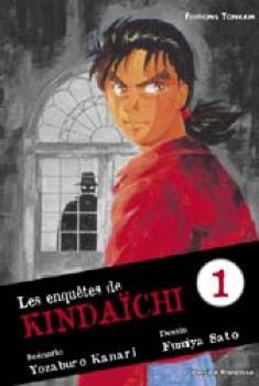 Kindaichi tome 01