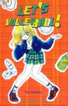 Let's Volleyball! tome 1