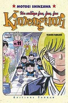 Un College Fou, fou fou Kimengumi tome 11