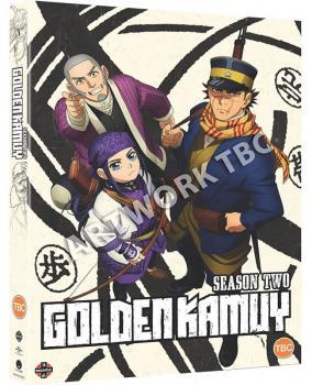 Golden Kamuy Season 02 DVD UK