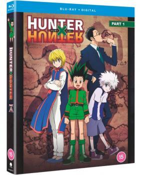 Hunter X Hunter Set 01 Blu-Ray UK