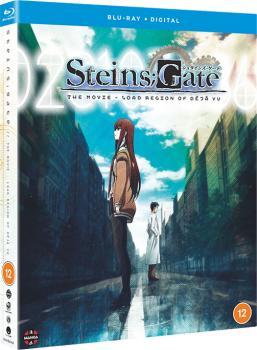 Steins Gate The Movie - Load Region of Deja Vu Blu-Ray UK