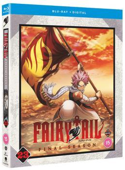 Fairy Tail The Final Season Part 23 Blu-Ray UK