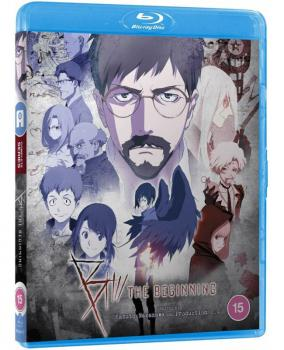 B The Beginning Complete Series Blu-Ray UK