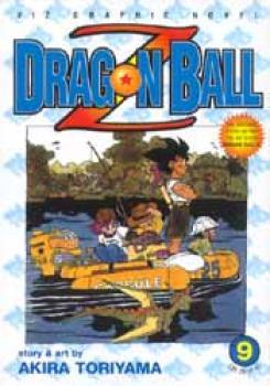 Dragonball Z vol 9 TP