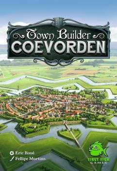 Town Builder Card Game - Coevorden