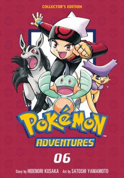 Pokemon Adventures Collector's Edition vol 06 GN Manga