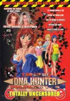 DNA Hunter Box set DVD