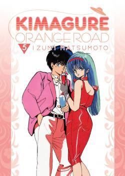 Kimagura Orange Road Omnibus vol 05 GN Manga
