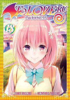 To Love Ru Darkness vol 18 GN Manga