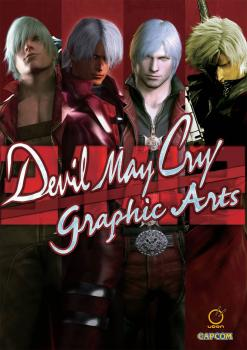 Devil May Cry 3142 Graphic Arts HC