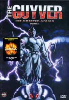 Guyver vol 2 DVD