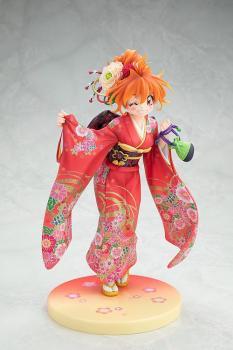 Slayers PVC Figure - Lina Inverse Kimono Ver. 1/7