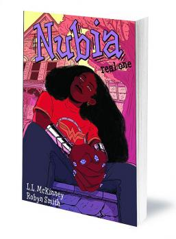 Nubia: Real One (Trade Paperback)