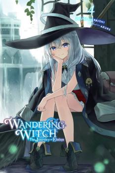 Wandering Witch: The Journey of Elaina vol 04 Light Novel