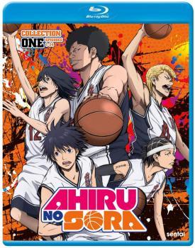 Ahiru No Sora Collection 01 Blu-Ray