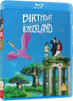 Birthday Wonderland Blu-Ray UK